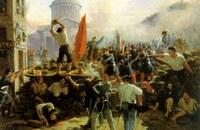 """Aborder par les compétences """"la difficile conquête : voter de 1815 à 1870"""" en classe"""