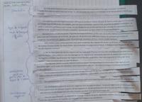 Ecriture collaborative et écrits intermédiaires, cycle 4, niveau 4e.