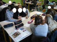 Étudier l'Iliade et l'Énéide en établissant une coopération fondée sur l'aide entre élèves (Cycle 3, niveau 6e).
