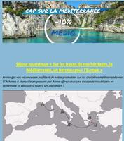 La Méditerranée antique : les empreintes grecques et romaines