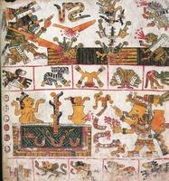 L'Amérique de la conquête peinte par les indiens du Mexique